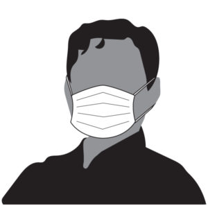 face covering icon