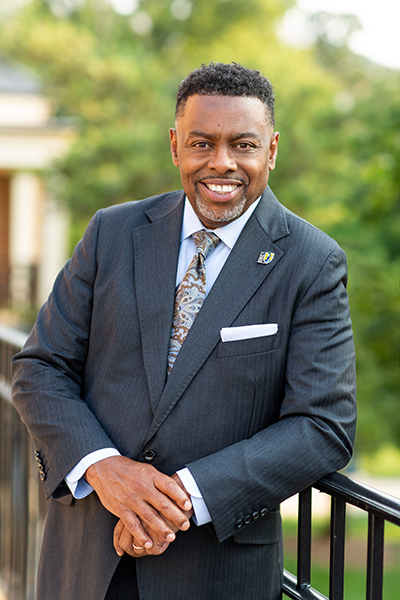 Chancellor Franklin D. Gilliam, Jr.